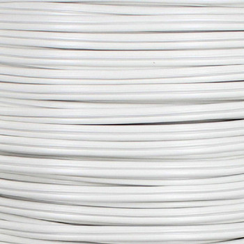 16/2 SPT-2 White 105 Degree Two Conductor Zip Wire