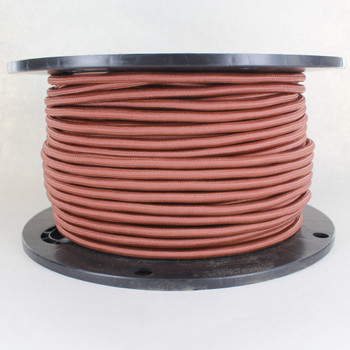 18/3 SVT-B Copper Nylon Fabric Cloth Covered Pendant and Table Lamp Wire
