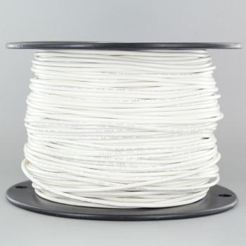 18/1 Single Conductor AWM 105 Degree White Wire