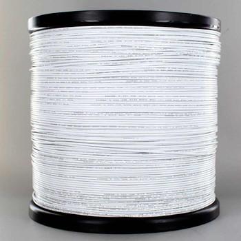 18/1 White Single Conductor FEP 200 Degree Wire