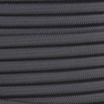 18/2 SPT1-B Black Nylon Fabric Cloth Covered Lamp and Lighting Wire