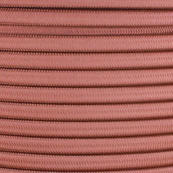 18/2 SPT-1 Copper Nylon Over Braid White 105 Degree Wire