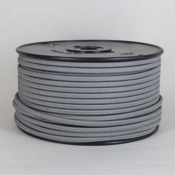 18/2 SPT-1 Mineral Nylon Over Braid White 105 Degree Wire