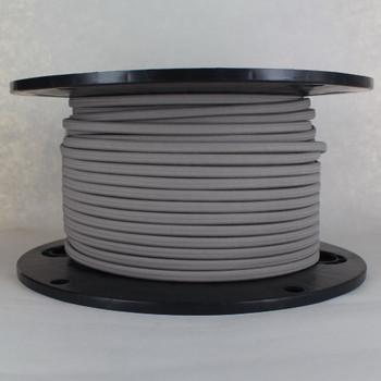 18/2 SPT-1 Excalibur Nylon Over Braid White 105 Degree Wire