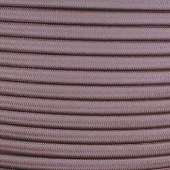 18/2 SPT2-B Cappuccino Nylon Fabric Cloth Covered Lamp and Lighting Wire