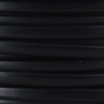Black  2 X 0.75mm HO3VVH2-F Harmonized PVC Jacketed Light Duty Flexible Cord