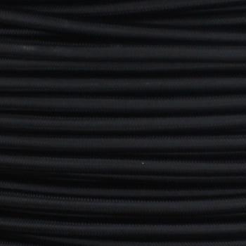 250Ft Spool BLACK NYLON COVERED WIHOV3X75B
