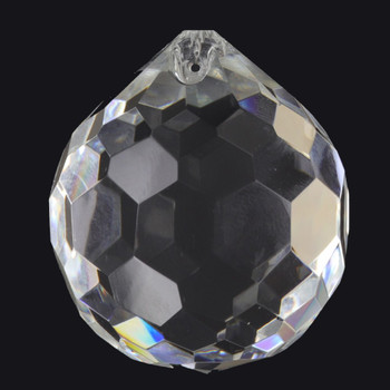 30mm. (1-3/16in) Crystal Pressed Ball