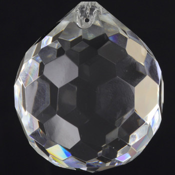 40mm. (1-9/16in) Crystal Pressed Ball