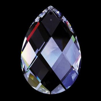 50mm. Strass Swarovski Crystal Pear