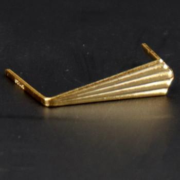 15mm. Gold Top Clip