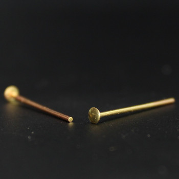 3/4in. Brass Crystal Pin
