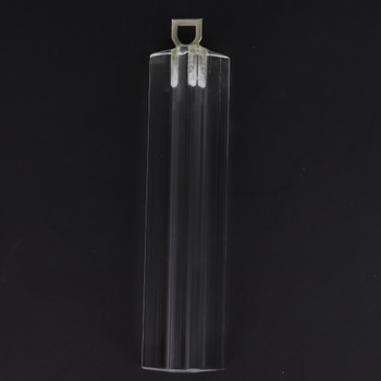 100mm (4in.) Crystal Triedri Vintage Italian Chandelier Prism