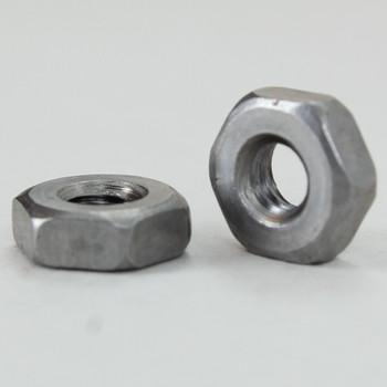 8/32 Thread Unfinished Steel Hex Head Nut