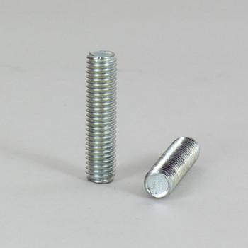 2in Long 1/4-27 Threaded Steel Stud