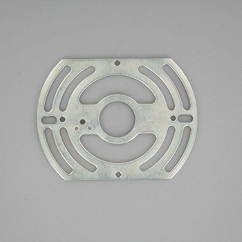 2-3/4in. X 3-3/4in. Universal Cross Bar with 8/32 Tapped Ground Screw Hole