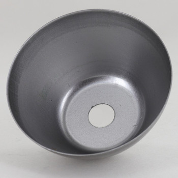 2-3/8in Diameter Cylindrical Cup - Unfinished Steel
