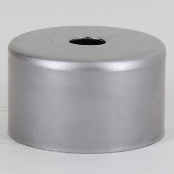 1-3/4in Diameter X 1in Height Cup - Unfinished Steel