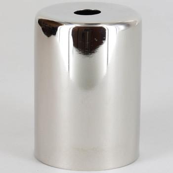 Edison Lamp Socket Cup - Nickel Plated
