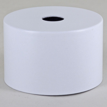 1-7/8in Diameter Steel Cup For Use With SOEUROED And SO7350 Series Lamp Sockets - White