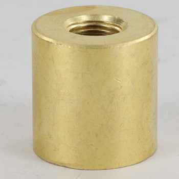 1/8ips Female X 1/2ips Female Crystal Arm Cup - No Shoulder - Unfinished Brass