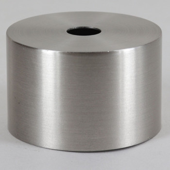 1-7/8in Diameter Steel Cup For Use With SOEUROED And SO7350 Series Lamp Sockets - Satin Nickel