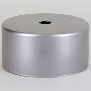 3-1/16in. Outside Diameter Cylinder Cup - Unfinished Steel
