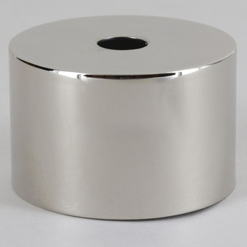1-7/8in Diameter Steel Cup For Use With SOEUROED And SO7350 Series Lamp Sockets - Polished Nickel