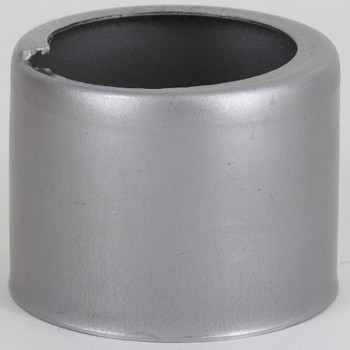 1-1/2 In. Tall Threaded Socket Vanity Cup - Unfinished Steel