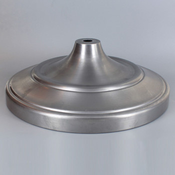 10-3/8 in. Diameter Floor Lamp Base - Unfinished Steel