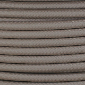 16/3 SJT-B Chestnut Nylon Fabric Cloth Covered Lamp and Lighting Wire.