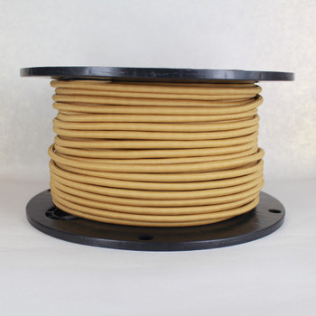 16/3 SJT-B Golden Grass Nylon Fabric Cloth Covered Lamp and Lighting Wire.