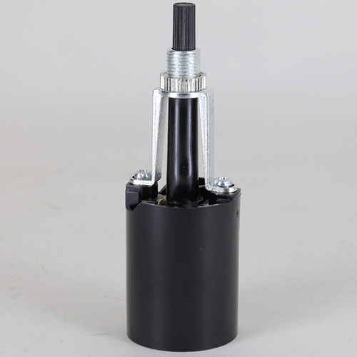 1 Piece Phenolic Rotary Switch Long Bottom Turn Socket