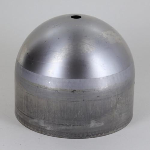 120mm DIameter Steel Deep Ball Shade with 1/8ips Slip Center Hole. 120mm Diameter X 100mm Height.