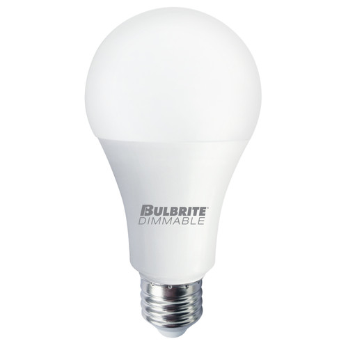 11W LED E26 Base A19 3000k Dimmable Energy Star Bulb