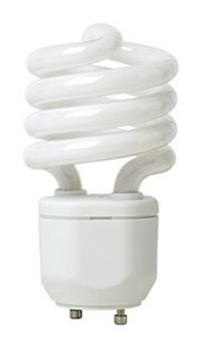 Energy Saver! 9W Twist and Lock GU24 Base T2 Coil Bulb