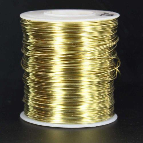 #22 Brass Tie Wire