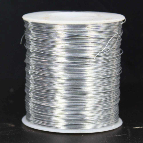 #26 Nickel Plated Tie Wire