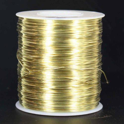 #24 Brass Tie Wire