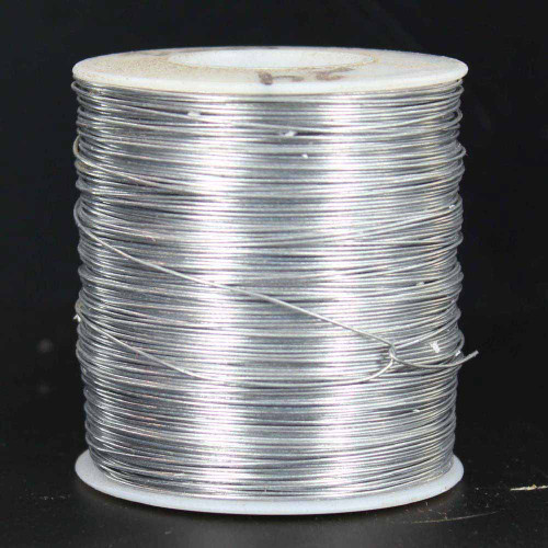 #24 Nickel Plated Tie Wire