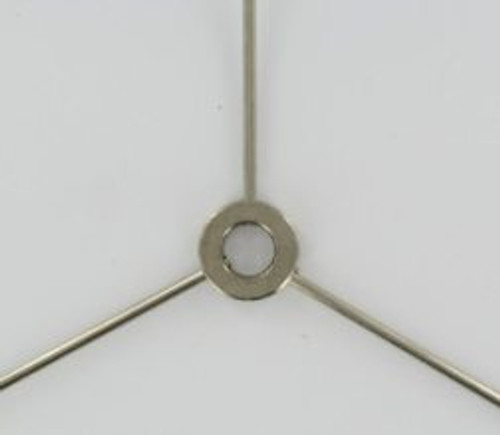 3 Spoke Spider Shade with Center Hole
