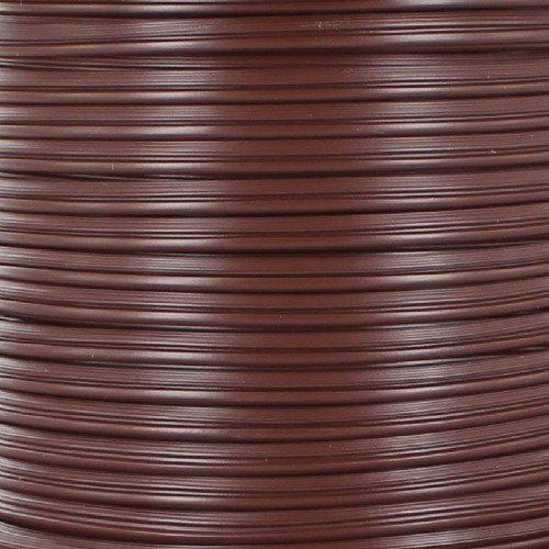 16/2 SPT-2 Brown 105 Degree Two Conductor Zip Wire