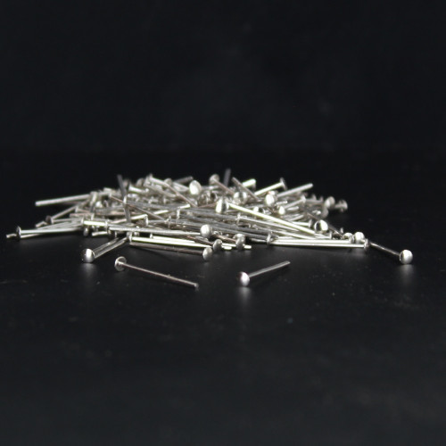 2in. Nickel Crystal Pin