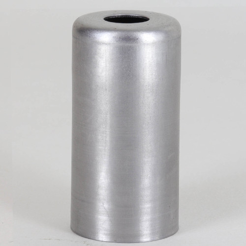 1-15/16in. Tall Candelabra Socket Cup - Unfinished Steel