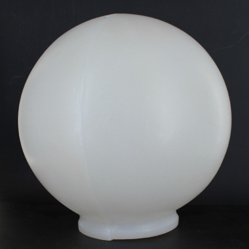 8in.  x 4in. Necked Roto-Molded Polyethylene Globe