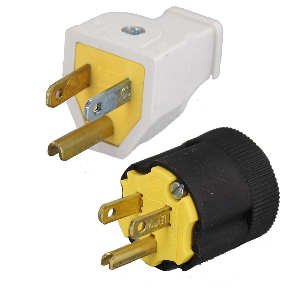 Grounded Plugs