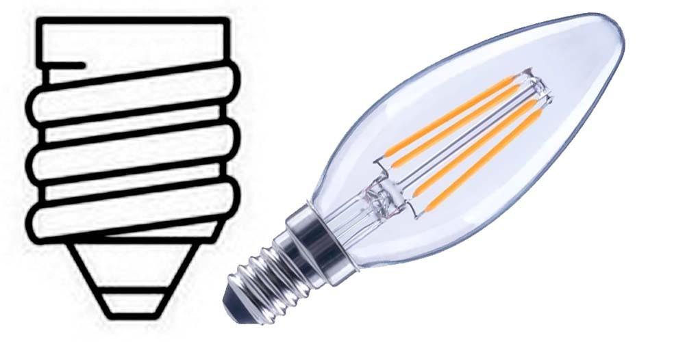 E-12 Base Bulbs