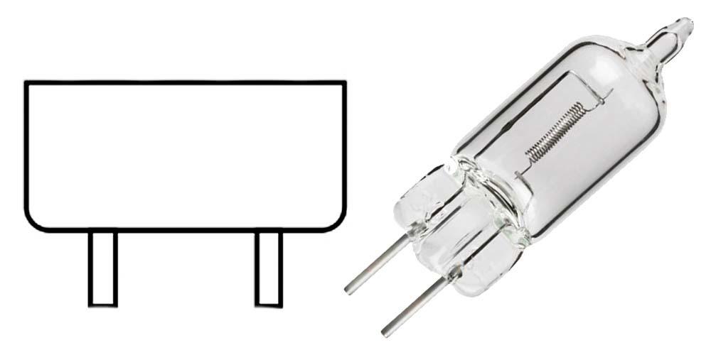 G Type Bi-Pin Bulbs