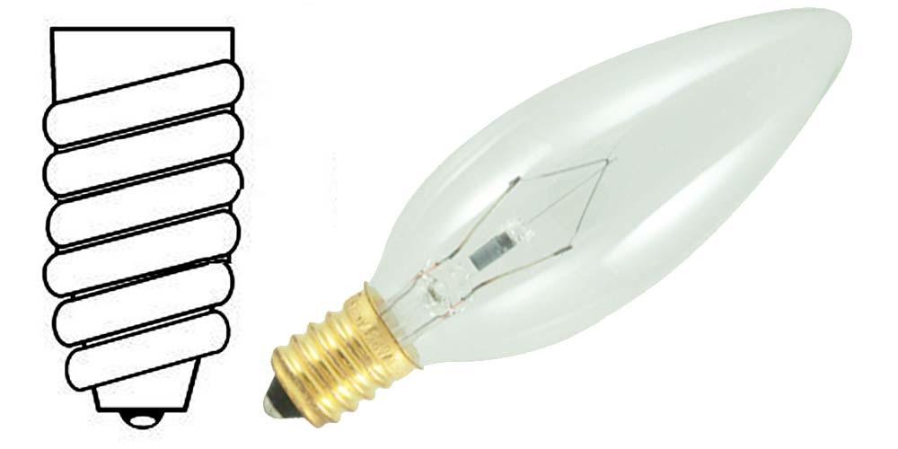 E-14 Base Bulbs