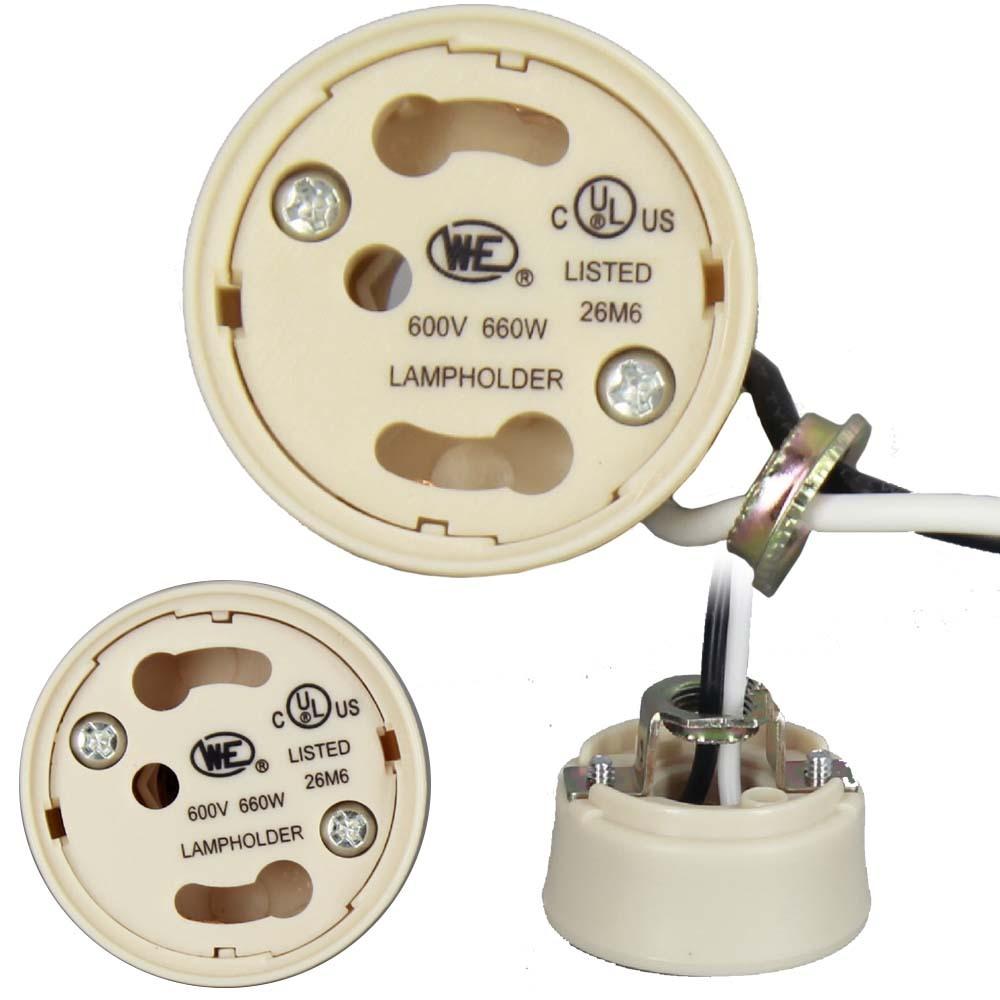 GU24 Base Lamp Sockets